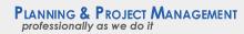 Planning & Project Management