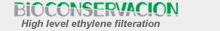 Bio ethylene filteration