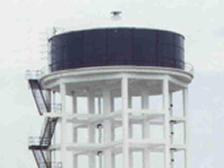 Drinking-water tanks