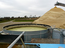 Technological water tanks